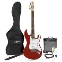 LA Electric Guitar + Amp Red - Musicandgoodshit.com