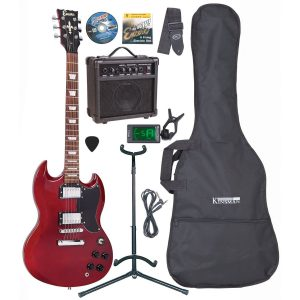 Electric Guitar Starter Kits