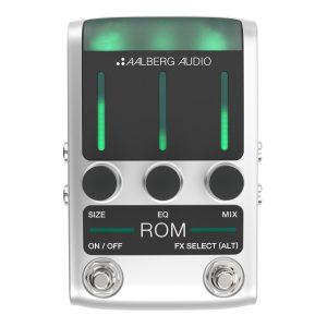 Aalberg Audio Reverb Pedals