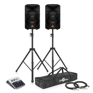 Behringer PA Systems
