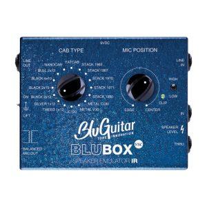 Blu Box Amp Modeller Pedals