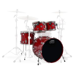 DW Acoustic Drum Kits