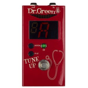 Dr Green Tuner Pedals