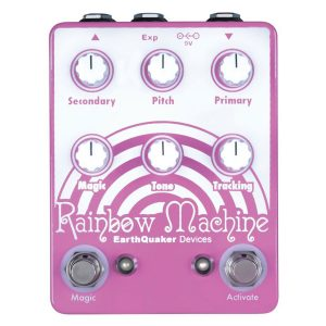 Earthquaker Guitar Synth Pedals
