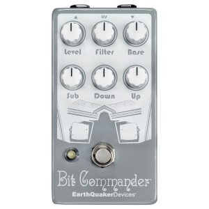 Earthquaker Bass Octave Pedals