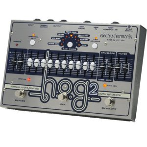 Electro Harmonix Guitar Synth Pedals