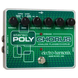 Electro Harmonix Chorus Pedals