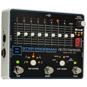 Electro Harmonix Expression Pedals