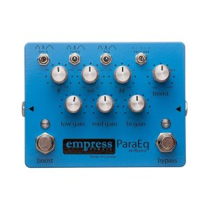 Empress Effects Booster Pedals