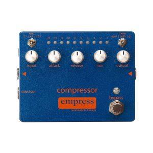 Empress Effects Compressor Pedals