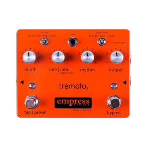 Empress Effects Tremolo Pedals