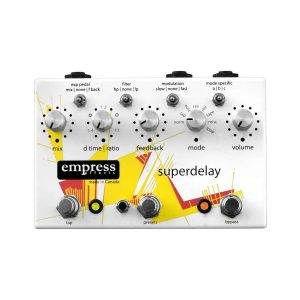 Empress Effects Looper Pedals