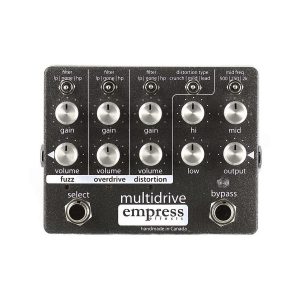 Bass Overdrive Pedals
