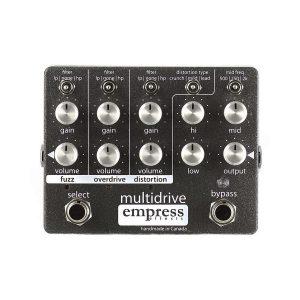 Empress Effects Bass Overdrive Pedals