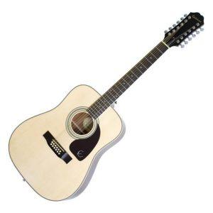 Epiphone 12 String Acoustic Guitars