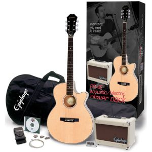 Epiphone Electro Acoustic Guitar Packs