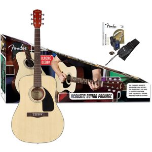 Fender Acoustic Guitar Packs