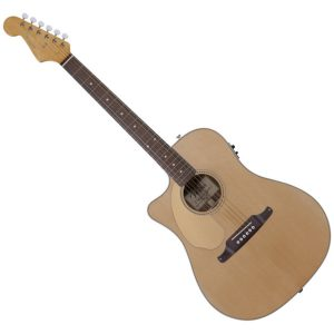 Fender Left Handed Electro Acoustic Guitars