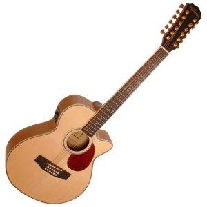 Freshman 12 String Electro Acoustic Guitars