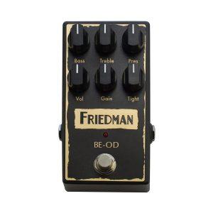 Friedman Overdrive Pedals