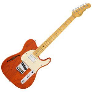 G & L Hollowbody Guitars