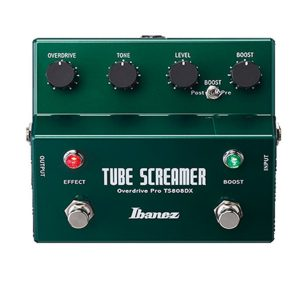 Ibanez Overdrive Pedals