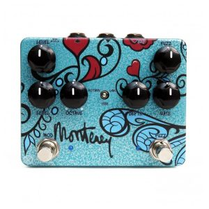 Keeley Fuzz Pedals