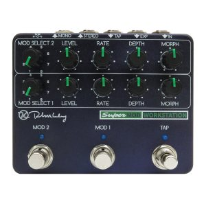 Keeley Reverb Pedals
