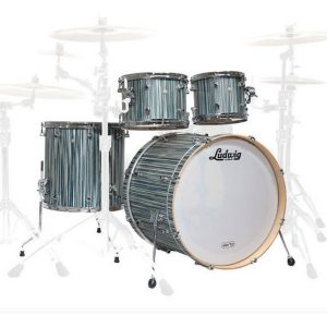 Ludwig Acoustic Drum Kits