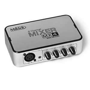 Miktek Analog Mixer