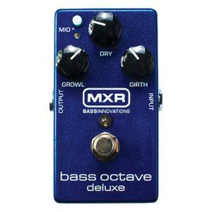 MXR Bass Overdrive Pedals