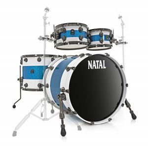 Natal Acoustic Drum Kits