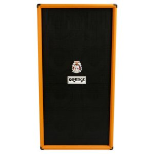 Orange Bass Cabs