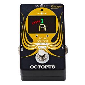 Ortega Octopus Tuner Pedals