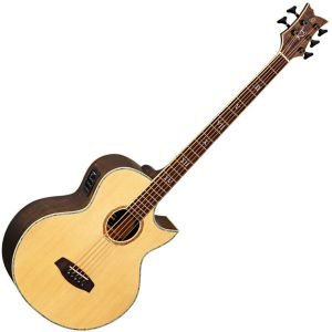 Ortega Acoustic Bass Guitars