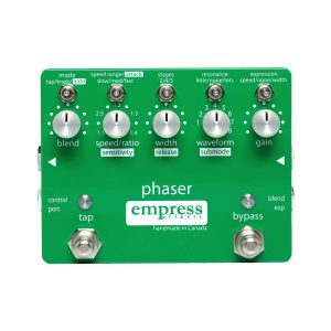 Empress Effects Phaser Pedals