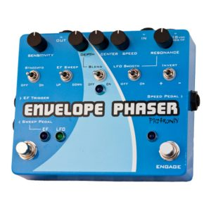 Pigtronix Phaser Pedals
