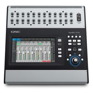 QSC Digital Mixer