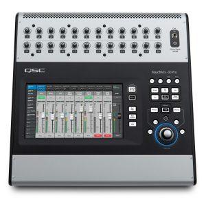 QSC Digital Mixer