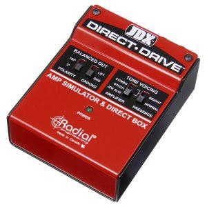 Radial Amp Modeller Pedals