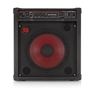 Red Sub Bass Combo Amp
