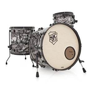 SJC Acoustic Drum Kits