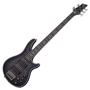 Schecter 5 String Bass Guitars