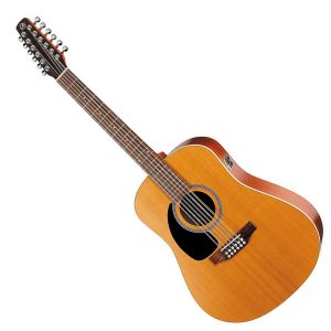 Seagull Left Handed 12 String Electro Acoustic Guitars