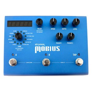 Strymon Modulation Pedals