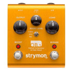 Strymon Compressor Pedals