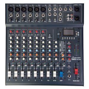 Studiomaster Analog Mixer