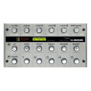 TC Electronics Multi Effects Pedals