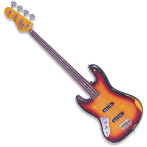 Vintage Left Handed Bass Guitars