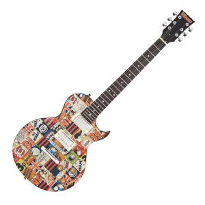 Vintage 3/4 Electric Guitars